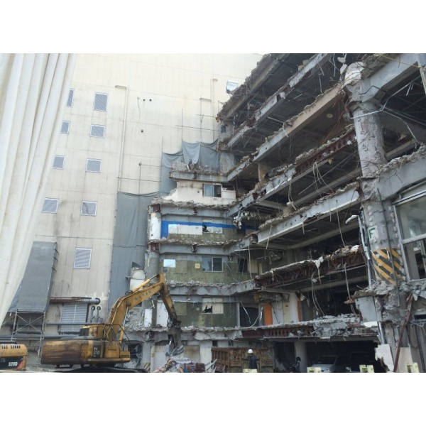 画像1: 建物解体業