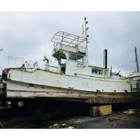 廃船・不要船の解体
